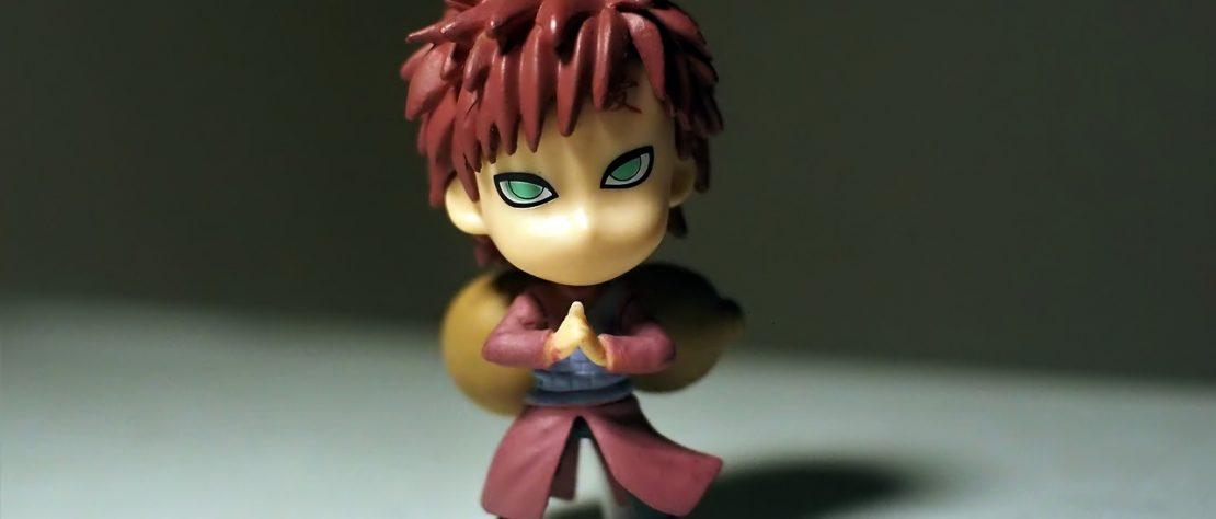 figurine manga naruto