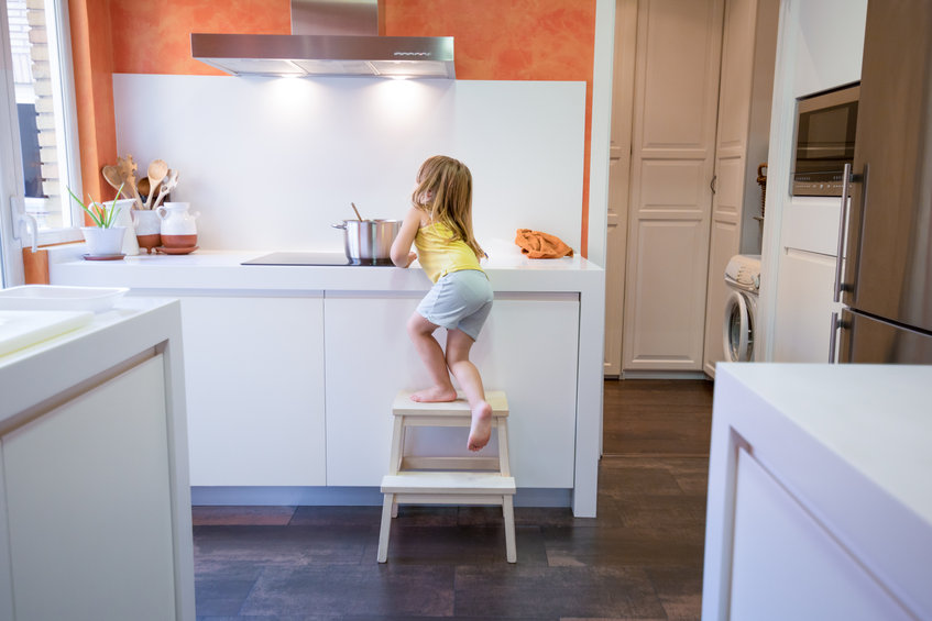 tour Montessori enfant